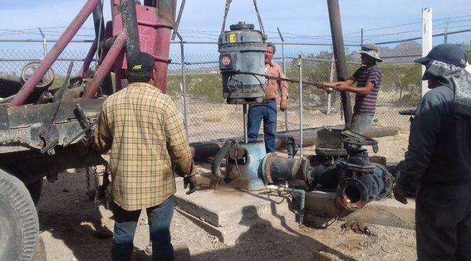 Chihuahua: Anuncian baja presión en el agua (El Mexicano)
