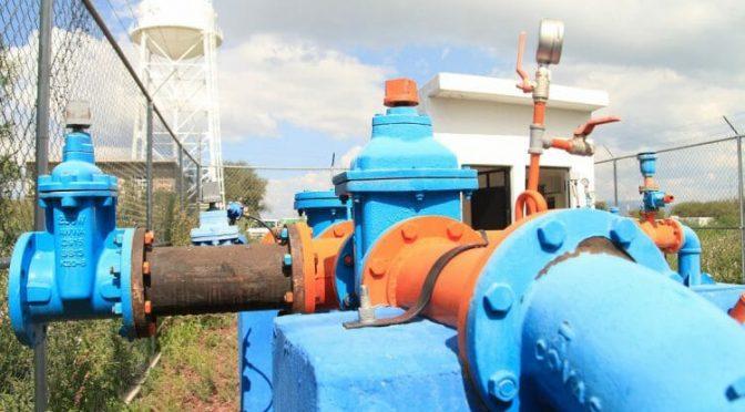 Guanajuato: Construye CEAG sistemas de agua potable en comunidades de San Diego de la Unión (Zona Franca)