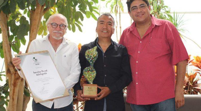Querétaro: Proyecto mexicano gana Premio Latinoamérica Verde (El Queretano)