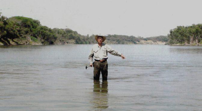 Veracruz: Aumenta salinidad en el río Pánuco (Expreso.press)