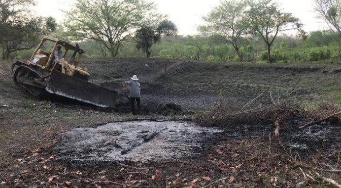 Veracruz: Presas y ollas de agua continúan vacias en el norte de Veracruz (El Sol de Tampico)