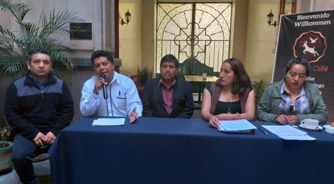 Puebla: Exigen pobladores y 11 juntas auxiliares que se revoque decreto que privatiza el agua en Texmelucan (La jornada de Oriente)