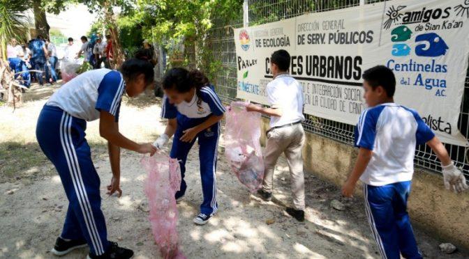 Quintana Roo: Persiste saneamiento de cenotes en Cancún (Cancún mio)