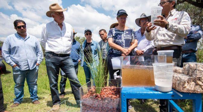 Querétaro: Continúan El Marqués Y La UAQ Con El Programa De Restauración Hidrológica Y Saneamiento Del Río Querétaro (24 Querétaro)
