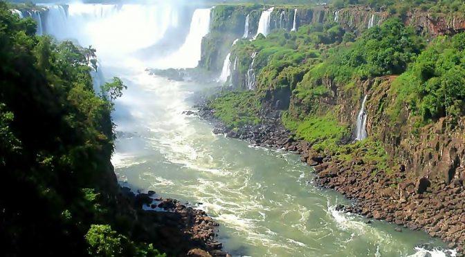 Paraguay: El desmonte de una reserva pone en riesgo de contaminación al Acuífero Guaraní (AIM)
