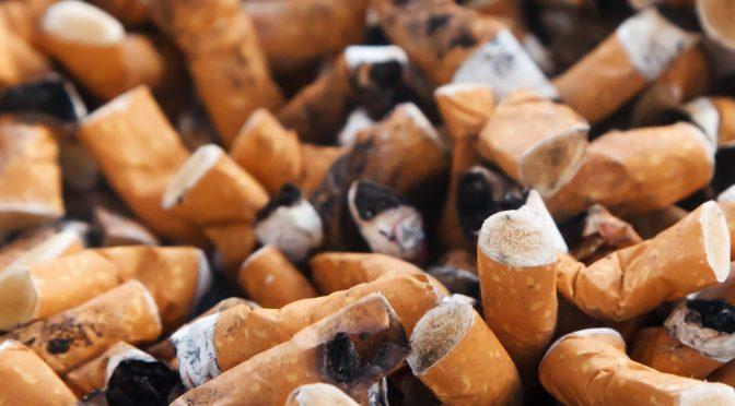 Colillas de cigarro, el verdadero enemigo de los mares (además de los popotes) (Expansión)