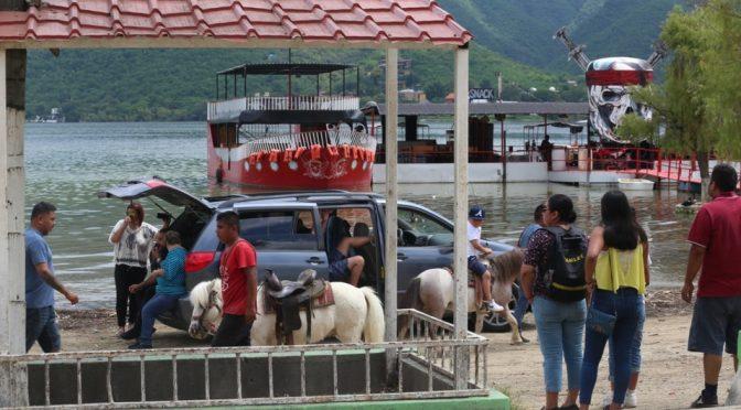 Monterrey: Afecta a comerciantes y visitas nivel de agua en presa La Boca (Milenio)