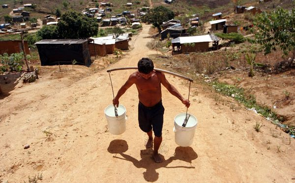 América Latina: Educación rural en el desierto: Agua y Derechos Humanos (Educación Futura)