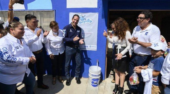 Querétaro: Arrancarán 6 sistemas de agua potable en la Sierra Gorda (Rotativo)