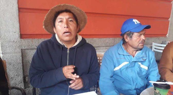 Puebla: Juan C. Bonilla que ayuntamiento permitirá contaminación (Milenio)