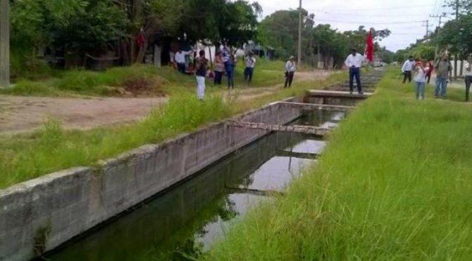 Tamaulipas: Refuerzan acciones de Limpieza en Canales de Ciudad Madero (Aquí Tamaulipas)
