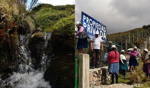 Oro o Agua: El dilema que cuestionan indígenas de ecuador (vistazo)