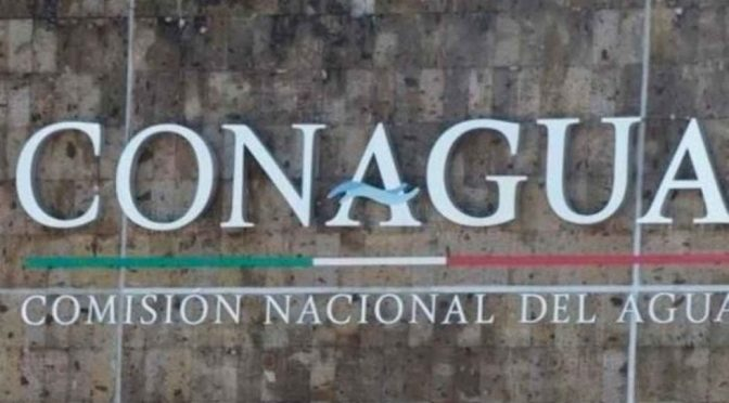 CDMX: Conagua, ese monigote (Milenio)