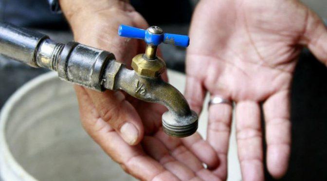 Altamira: Se quedan sin agua potable 500 familias (Milenio)