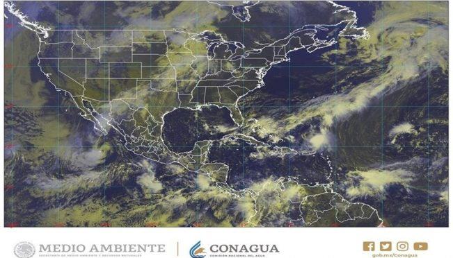 """Sonora: Mantienen alerta naranja por huracán """"Lorena"""" (El Universal)"""