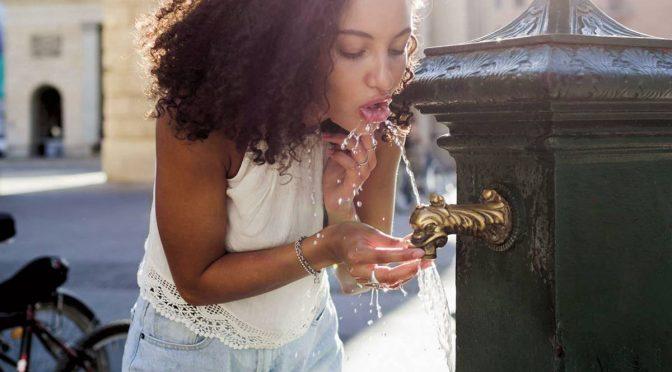 ¡El agua no es una mercancía! (Cuerpo Mente)