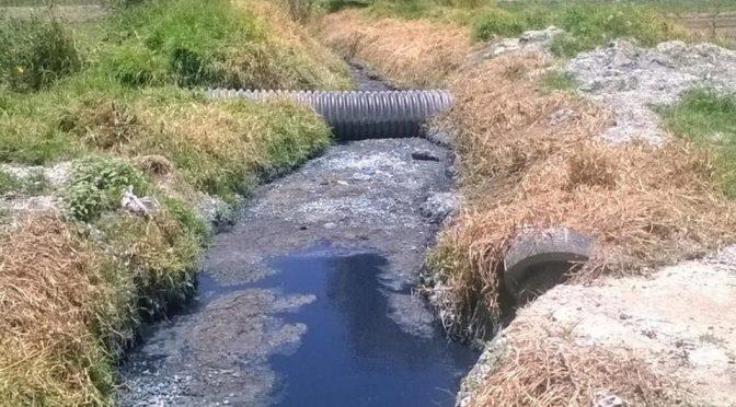 Puebla: Río Atoyac: el lado oscuro de la mezclilla (Milenio)