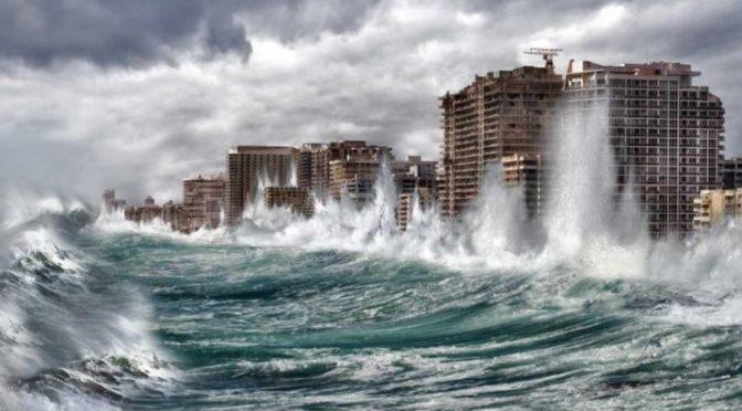 El aumento del nivel del mar podría dejar bajo el agua a Londres y Nueva York (La Verdad)