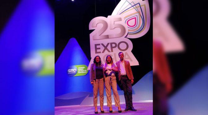 Obtiene alumna de la Universidad de Guanajuato primer lugar en Expo Agua (Periódico Correo)