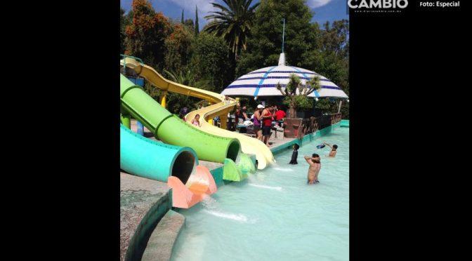 Puebla: Concesiones Integrales vende descargas del Balneario de Agua Azul como agua potable (4 Cambio)