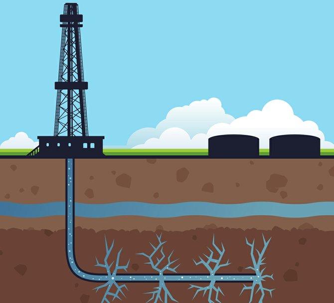 Fracking en México (infografía)