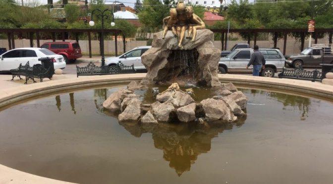 Sonora: Denuncian que agua de Nacozari no es apta para consumo (El Imparcial)
