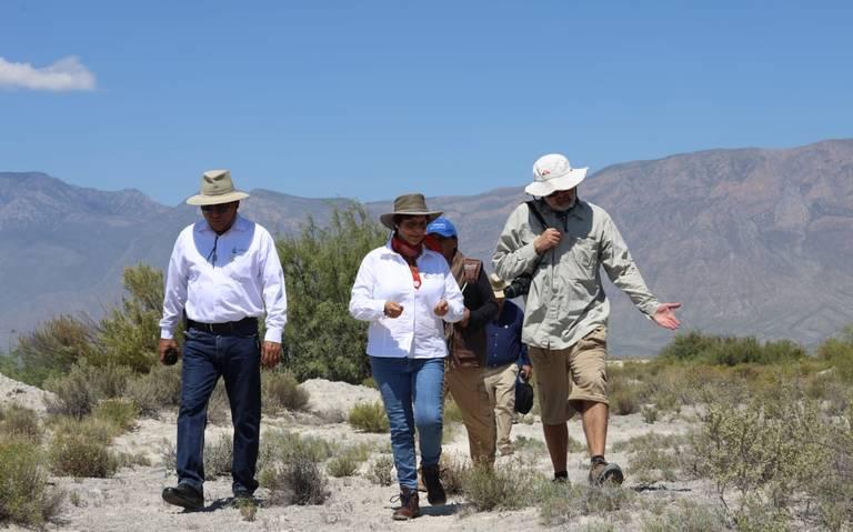 Coahuila: Buscan recuperar principales humedales de Cuatro Ciénegas (Noticias de El Sol de La Laguna)