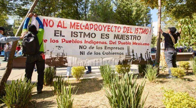 """Oaxaca: Convoca CNI a la asamblea """"El Istmo es Nuestro"""" (DesInformemonos)"""
