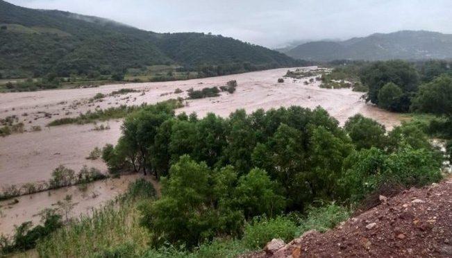 """Tepic: """"Narda"""" toma fuerza y se convierte otra vez en tormenta tropical (El Universal)"""