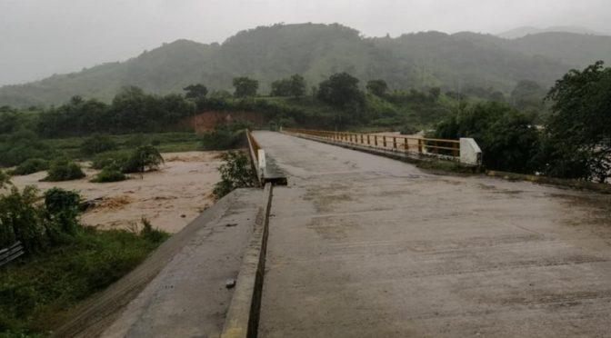 Guerrero: Presa del Cerrito Rico, río Huacapa y 54 barrancas no representan riesgo (Red del Sur)