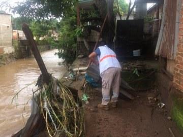 Chiapas: Reportan afectados por fuertes lluvias en Chiapas (La Jornada)
