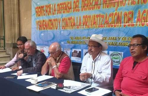 Puebla: Sin rastro, los papeles de la privatización del agua (La Jornada)
