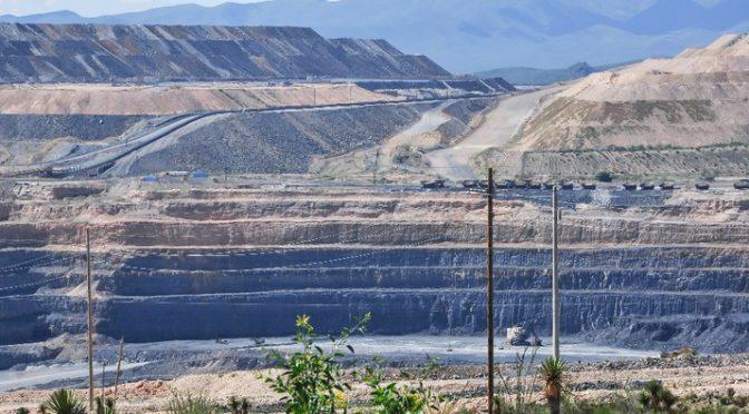 Zacatecas: Permiten acceso en mina Peñasquito sin levantar plantón (La Jornada)