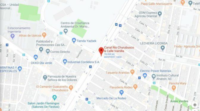CDMX: Desalojan a 200 personas por fuga d evapores del drenaje en Iztacalco (La Jornada)