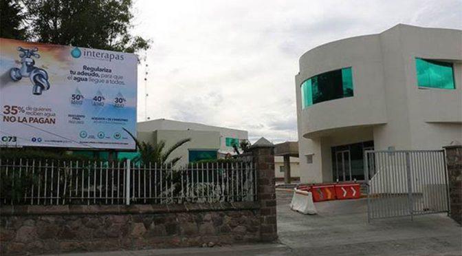 San Luis Potosí: Interapas prepara proyecto para Escalerillas (Plano Informativo)