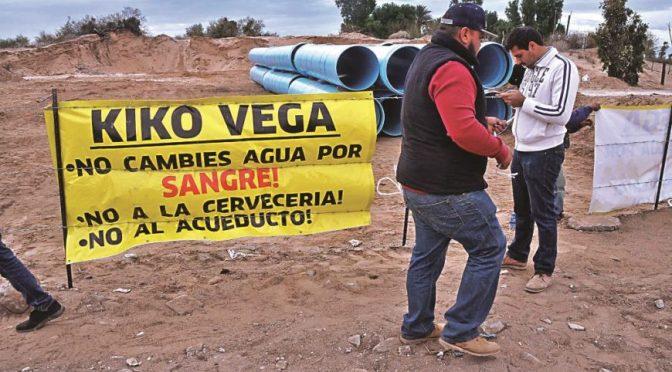 """México: """"Millonarios"""" acaparan el agua subterránea del país (Dossier Político)"""
