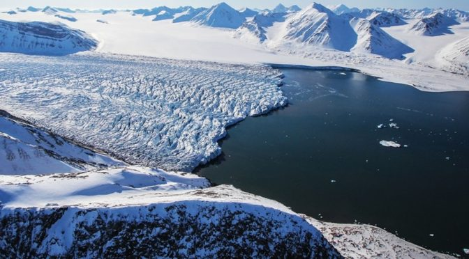 Groenlandia: El deshielo del Ártico podría hundir islas y regiones costeras: NASA (Milenio)