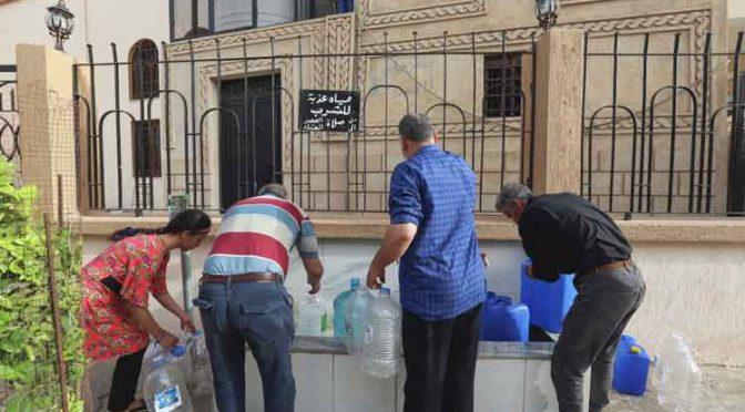 Libia: Decretan alarma en capital ante contaminación del agua potable (Prensa Latina)