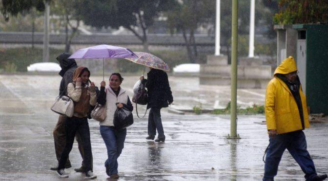México: Se esperan lluvias en la mayor parte del país (NTR)