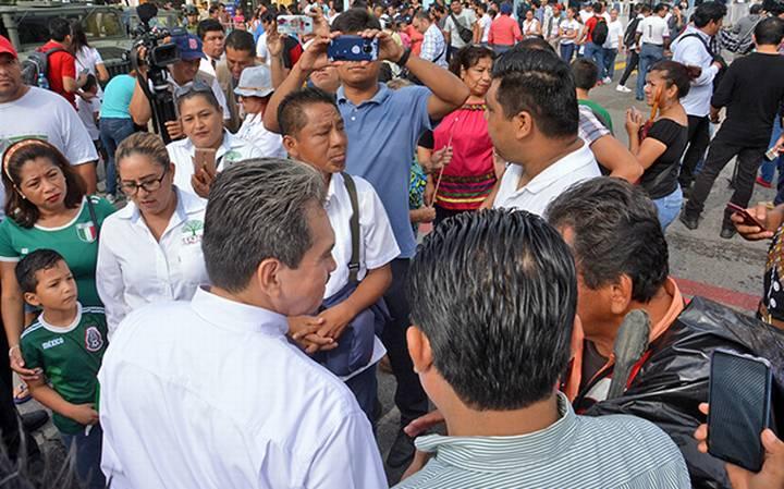 Tabasco: Encaran a alcalde por falta de agua (El heraldo de Tabasco)