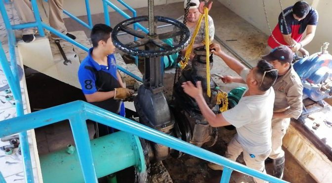 Tamaulipas: Fideicomiso mestreo del Gobernador; 190 mdp para agua en Victoria (HoyT.am)