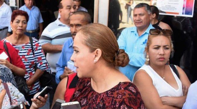 Durango: Metrobús no es prioridad, agua y salud sí: Marina Vitela (Milenio)