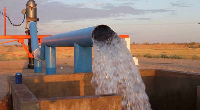 """Baja California: Confeccionan plan para ahorrar agua """"desperdiciada"""" en el Valle (El Imparcial)"""