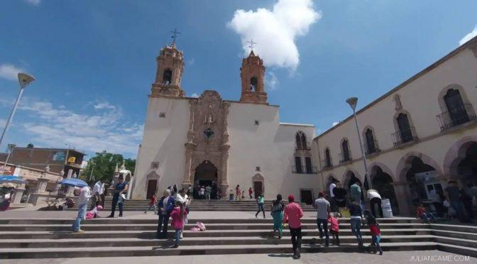 Zacatecas: Garantizan agua potable para varios años en Fresnillo (Zacatecas en Imagen)