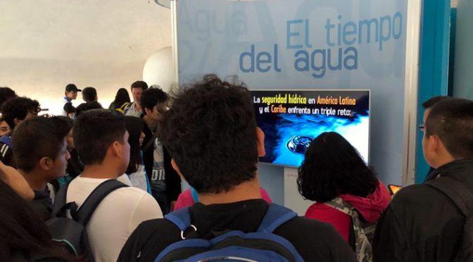 CDMX: Agua 24/7 en el Museo de Historia Natural y Cultura Ambiental (Gobierno de México)