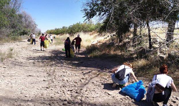 España: Voluntariado ambiental «Limpieza en ríos» (Hoy)