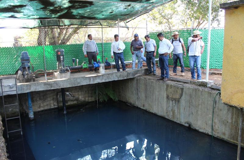 Gobierno de Michoacán concluye obras hidráulicas para 155 mil habitantes más (Sistema Michoacano de Radio y Televisión)