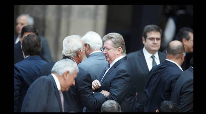 """Sonora: """"El río se ensució, no se contaminó"""": Germán Larrea (Dossier Político)"""