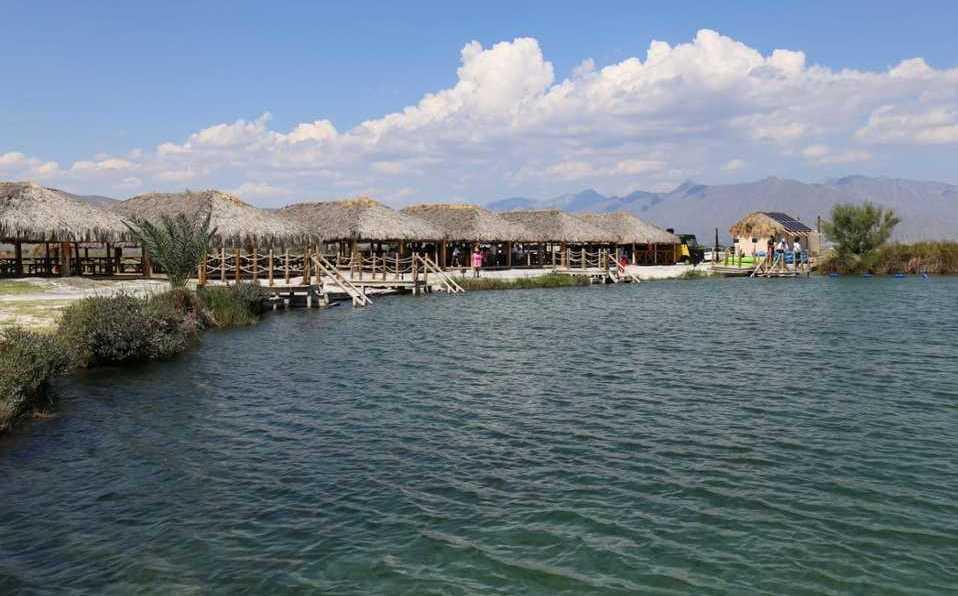 """Coahuila: Agua excedente de agricultores """"salva"""" pozas de Cuatro Ciénegas (Milenio)"""