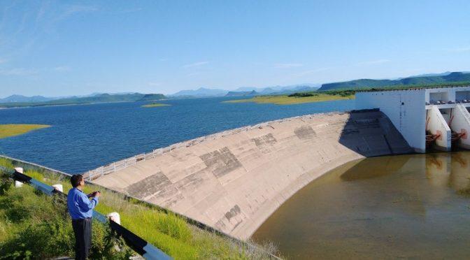 Sinaloa: Lluvias aportan agua a las presas del norte del estado (Debate)